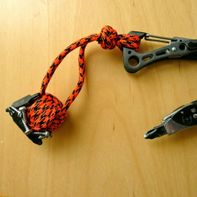 Magnetischer Affenfaust-Knoten