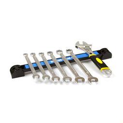 WS-MTH-01, Werkzeugleiste magnetisch 35 cm, Magnetleiste, Werkzeughalter zum Anschrauben
