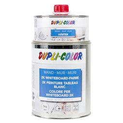 M-WP-1000/white, Whiteboardverf L 1 liter, wit, voor een oppervlakte van 6 m², niet magnetisch!