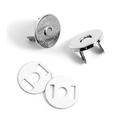 CLA-14, Magneetsluiting tas klein, magnetische knopen, Ø 14,5 mm